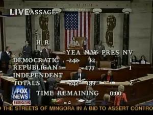 stimulus-vote