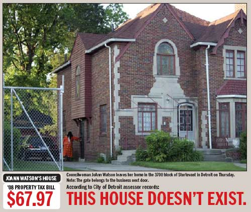 Pay Property Tax | City of Detroit