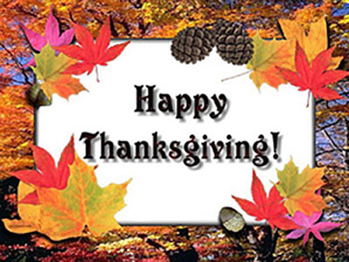 Good Morning And Happy Thanksgiving Radio Vice Online