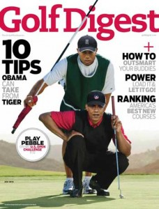 tiger and obama