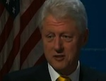 Bill Clinton featued