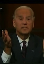 Biden thanks Bush