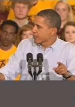 Obama in MN