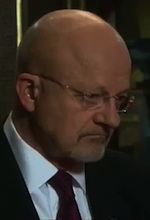 James Clapper, national security