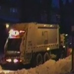 NYC Sanitation truck