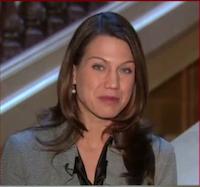Square-Republican Rep. Michelle Litjens