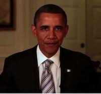 Obama diiner at white house