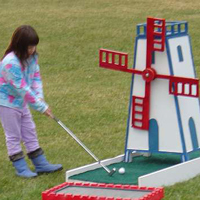square-mini-golf
