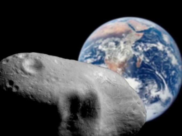 astroid-earth