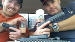 California Open Carry Law >> Starbucks dragged into a gun control debate they never wanted to be in - Radio Vice Online